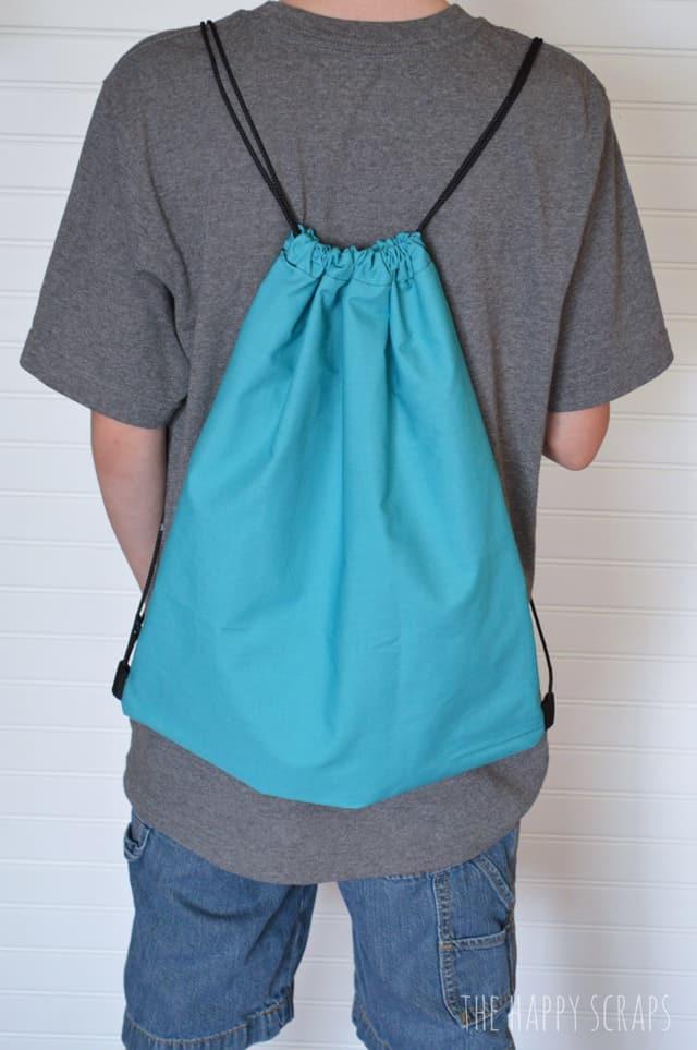 30 minute drawstring bag