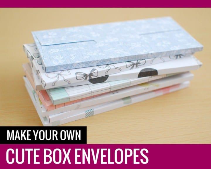 Box envelopes