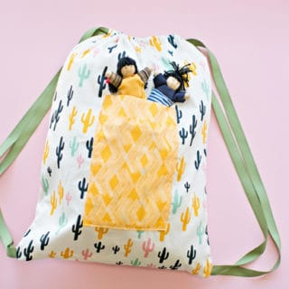 Versatile and Functional: DIY Drawstring Bags for All Ages