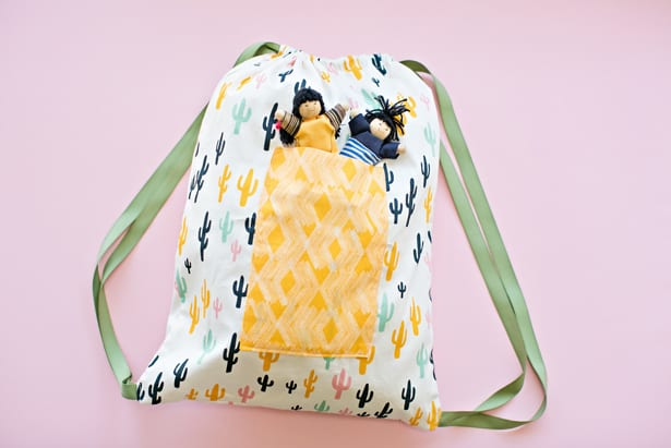 Versatile And Functional Diy Drawstring Bags For All Ages