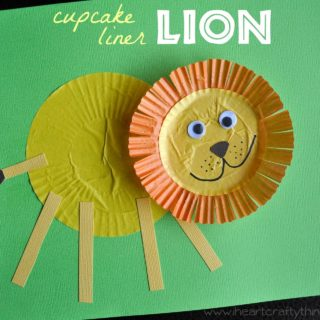 Roaring with Fun: 15 Kids' Crafts Involving Lions