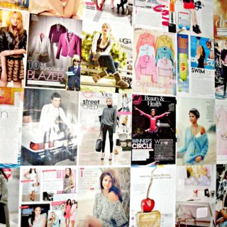 Cut, Paste and Innovate: Magazine Collage Ideas