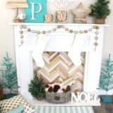 A Stunning Look-Alike: 10 DIY Faux Fireplaces That Look Like the Real Deal