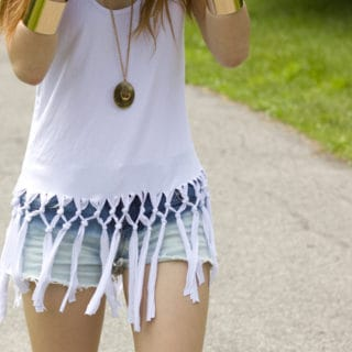 12 DIY Fringe Outfits That Put the Fun Into Funky!