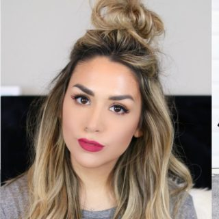 The Top Knot: A Playful Everyday Hairstyle