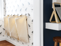 Laundry sorter bags  200x150 DIY Laundry Baskets: Say Goodbye to Dirty Clothes Disarray