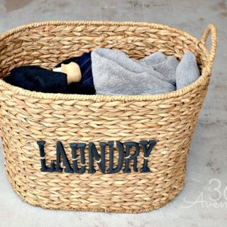 Creative ways to repurpose laundry baskets diy laundry baskets say goodbye to dirty clothes disarray solutioingenieria Image collections