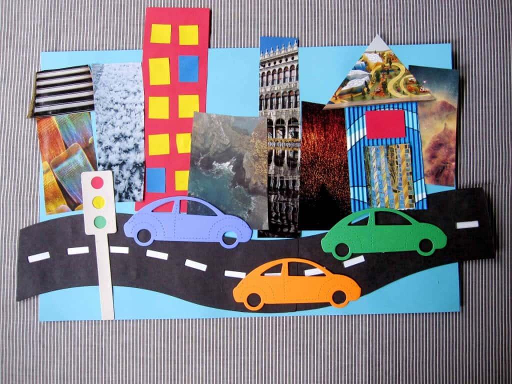 Magazine background car craft