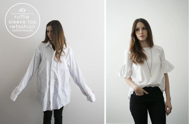 f16e4eae07258d 10 Super Fashionable Ways to Repurpose a Men's Shirt