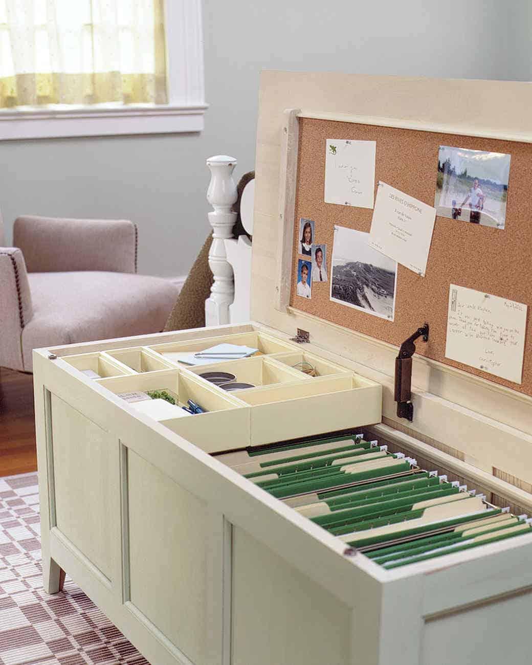 Office storage chest