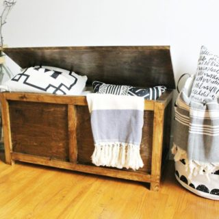 The Beauty of Functionality: 10 DIY Storage Chests