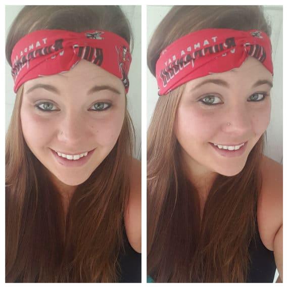 Sports team headband