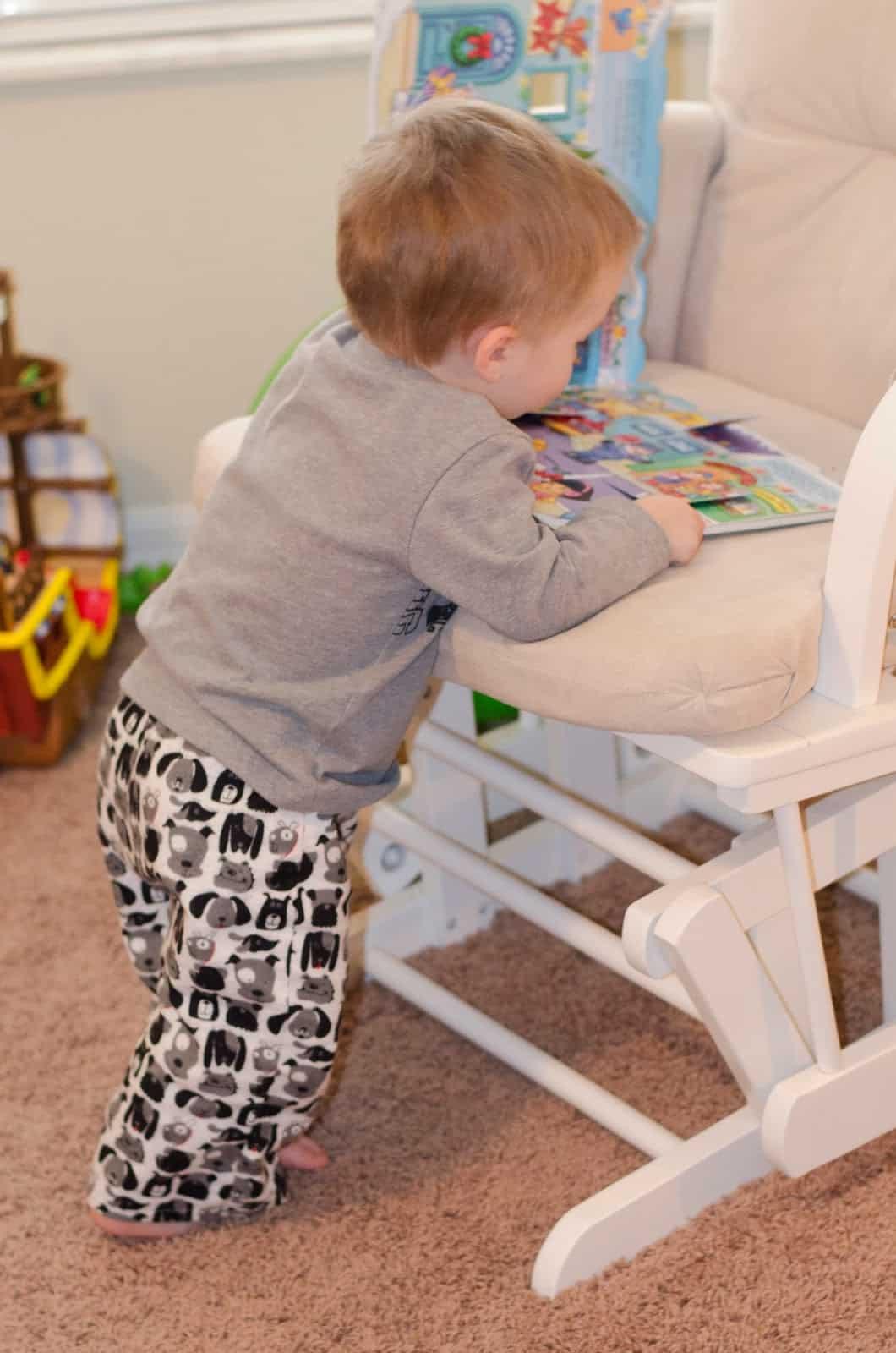 Baby pajama pants