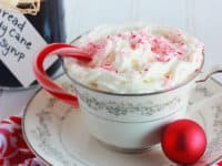 Candy cane latte 200x150 15 Holiday Coffee Recipes That Will Keep You Warm This Winter