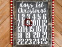 Three, Two, One: 10 DIY Countdowns You Need Before the Year's End