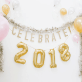 13 DIY Photo Backdrops for Memorable New Year's Eve Photos