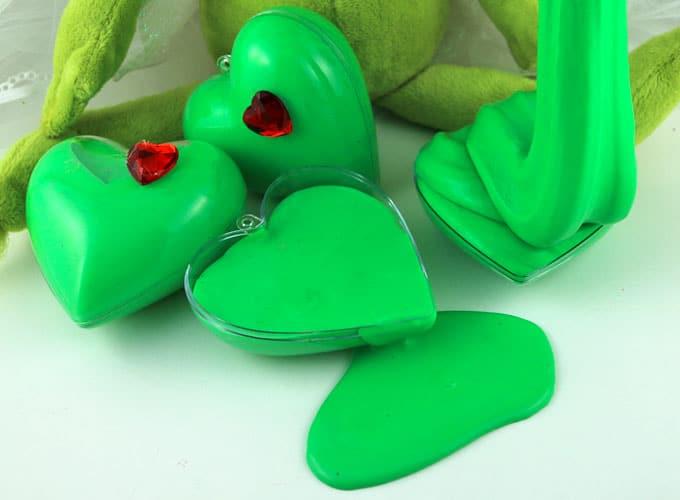 Grinch slime