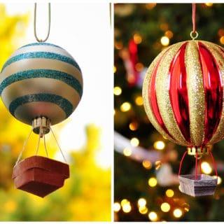 Defying Tradition: 13 Non-Traditional DIY Christmas Ornaments