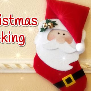 Here Comes Santa Claus: The Greatest DIY Santa Crafts