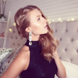 10 Ways to Style Your Hair for the New Year's Eve