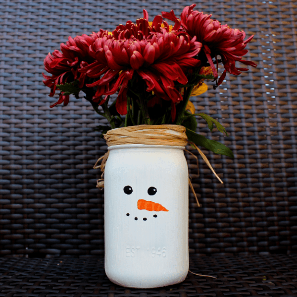Joyful Joyful Diy Christmassy Mason Jars