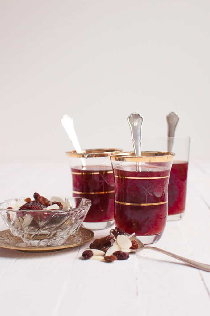 Sugar free mulled wine