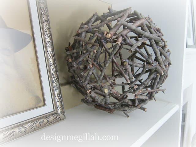 Twig ball