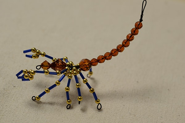 Bead scorpion