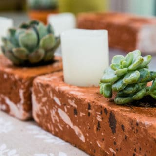 Raw and Exposed: 10 Fantastic DIY Brick Projects for the Home