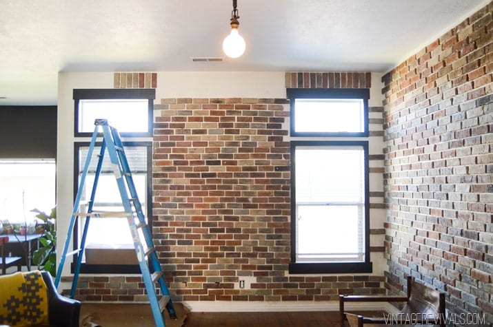 Brick Veneer View In Gallery