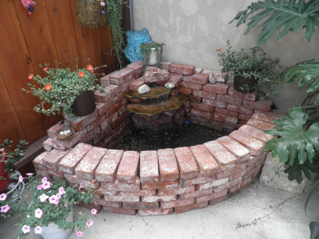 raw and exposed  10 fantastic diy brick projects for the home