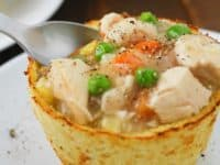 Cauliflower pot pie 200x150 Low Carb Magic: Cauliflower Recipes That Put Carbs to Shame!