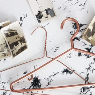 DIY Clothes Hangers: A Unique and Creative Closet Makeover