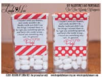 Cupid poop Valentines Day favour 200x150 Minty Fresh: Fun Crafts Made with Tic Tac Boxes