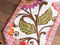 Making the Perfect Table Setting: DIY Table Runners