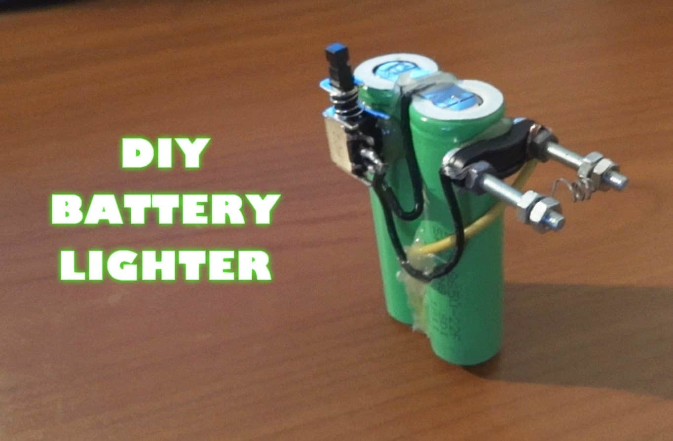 11 Interesting Crafts Made with Lighters