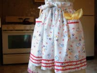 Cooking in Style: DIY Aprons
