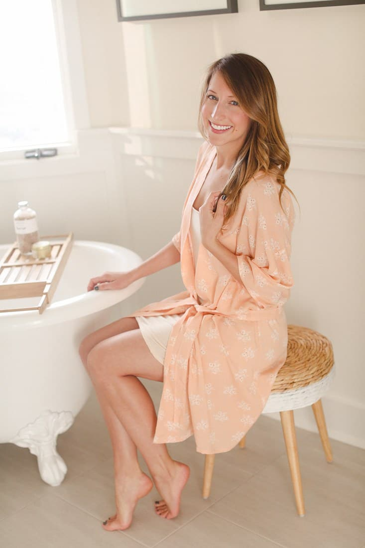 Loose And Comfortable Diy Morning Robes