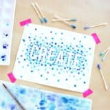 DIY Polka Dot Projects: Fun, Dynamic and Colorful!
