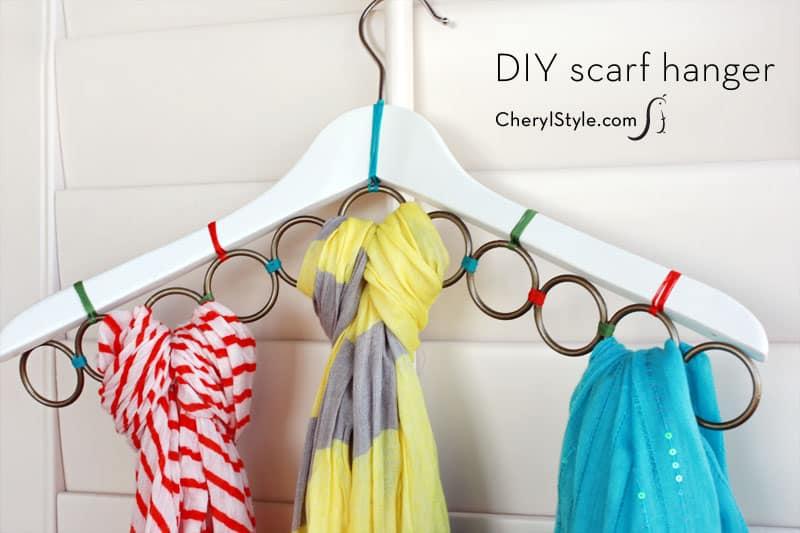 Diy Clothes Hangers A Unique And Creative Closet Makeover