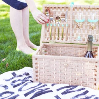 10 DIY Baskets for the Perfect Sunday Picnic
