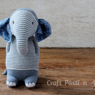 10 Adorable Animals You Can Make From Upcycled Socks