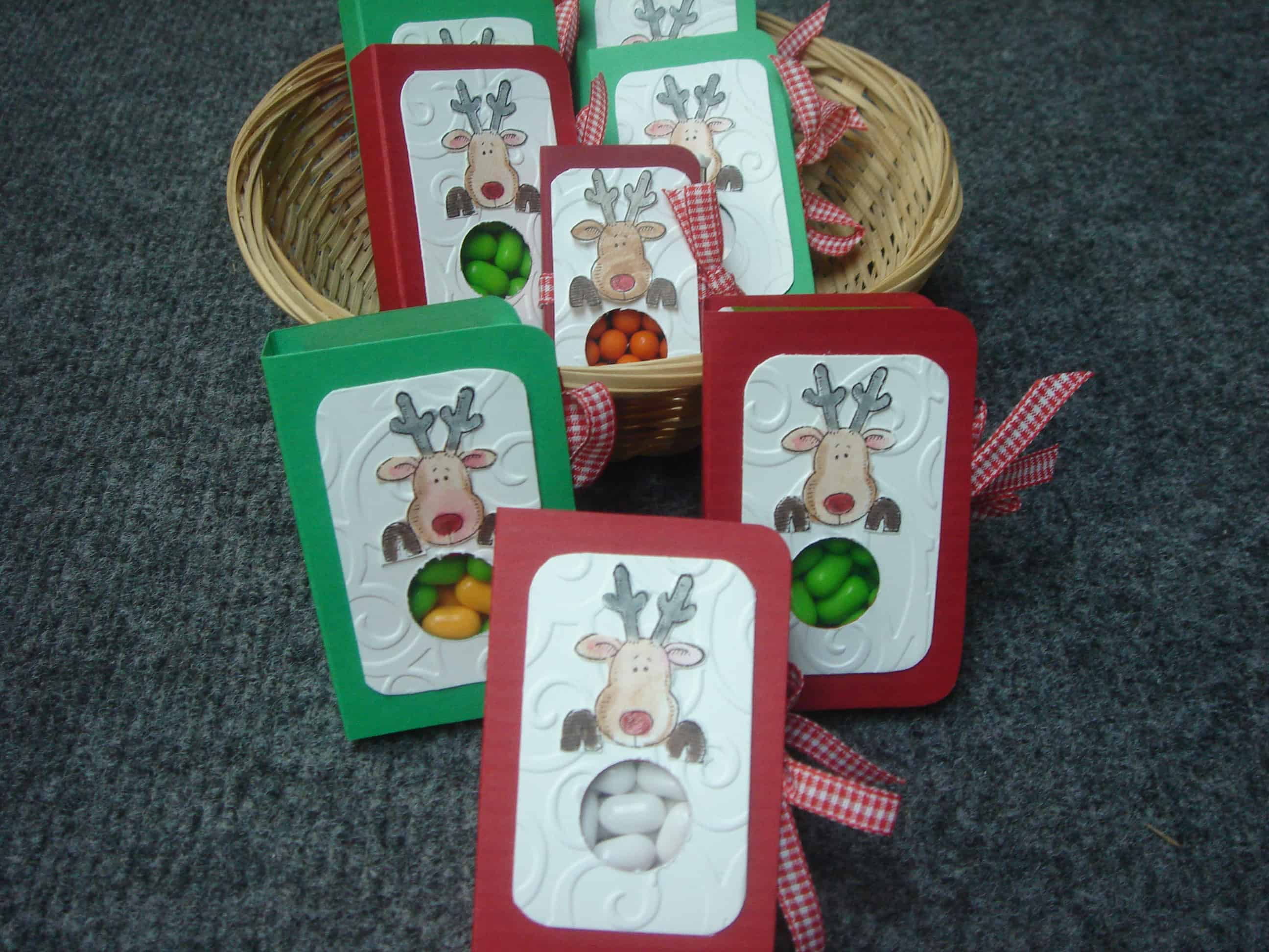 Tic Tac Christmas favours