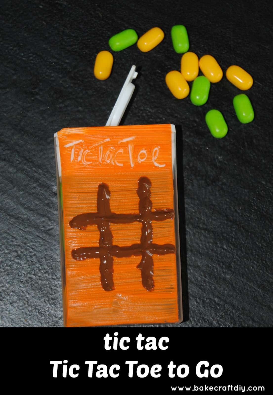 Tic Tac Toe with Tic Tacs