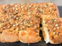 Apricot pistachio breakfast sticky buns 200x150 Bake Away with Glee: Tasty Sticky Bun Recipes