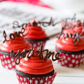 15 Delicious Valentine's Day Cupcake Ideas