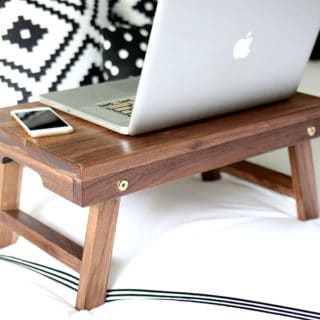 Comfort Meets Productivity: DIY Lap Desks