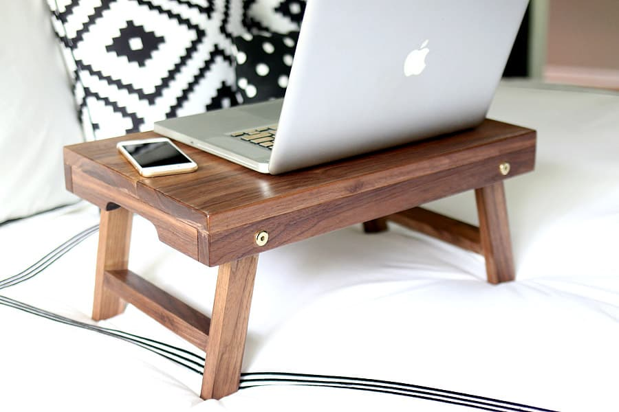 Comfort Meets Productivity Diy Lap Desks