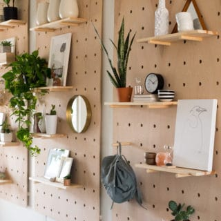DIY Pegboards: A Modern Approach to Organizing Your Life