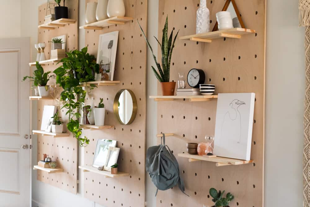 Diy Pegboards A Modern Approach To Organizing Your Life
